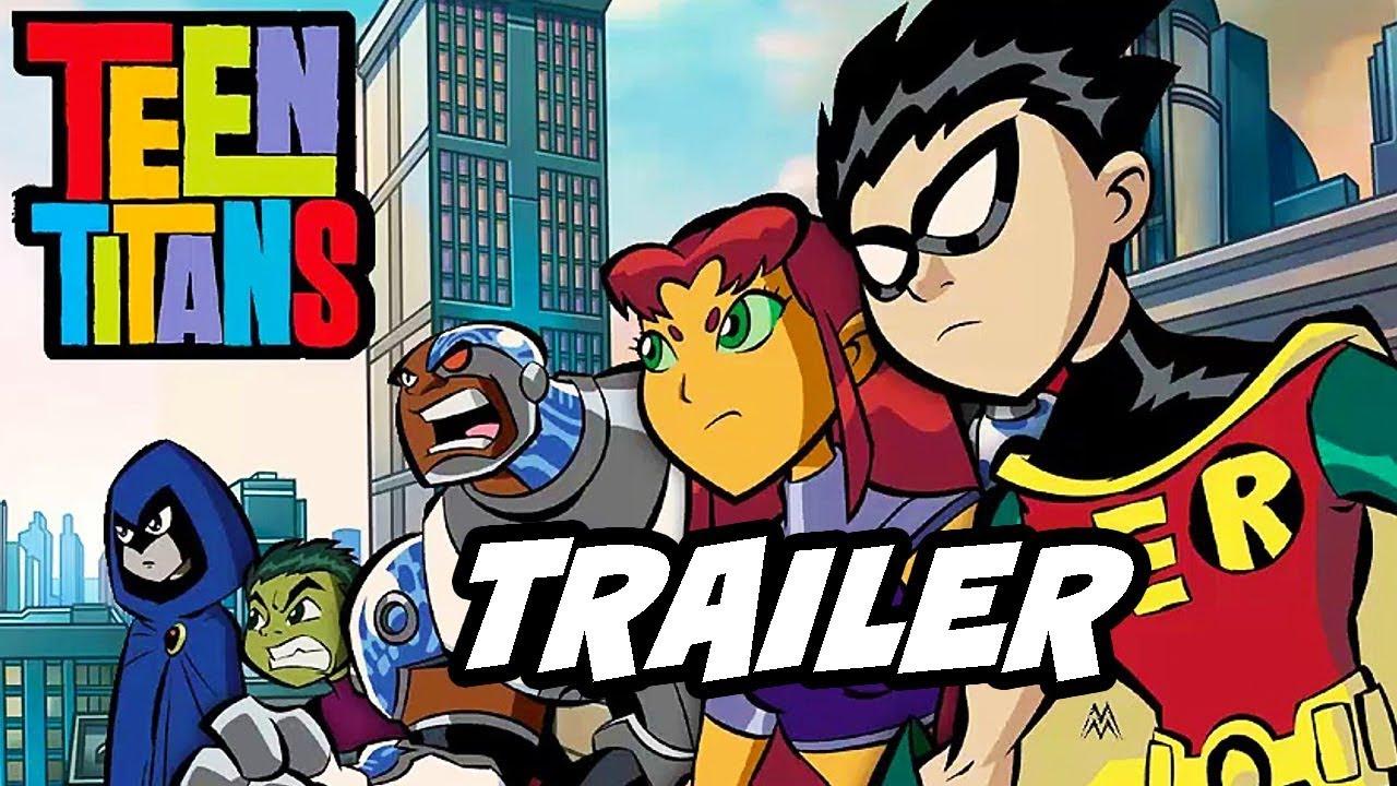 Teen Titans Season 6 Trailer Explained - Post Credit Scene -9692