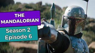 The Mandalorian: Season 2 Episode 6 BREAKDOWN