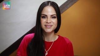 Saluti da NATTI NATASHA per Latin Music Official