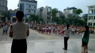 Tiểu học Thanh Am - pi nhí nhố