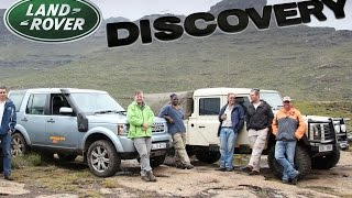 Land Rover Discovery Lr4 Ultimate Off Road Trial. Baboons Pass Lesotho, Southern Africa. Part-4