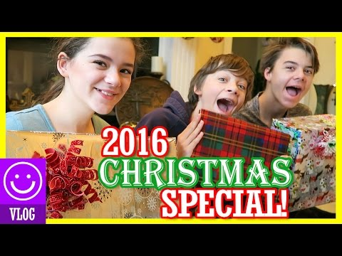 2016 CHRISTMAS SPECIAL!  OPENING CHRISTMAS PRESENTS!  |  KITTIESMAMA