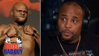 Daniel Cormier: There is no part of me taking Derrick Lewis lightly | Ariel & The Bad Guy
