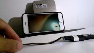 Micro câmera espia IP Wifi filmadora escuta Android wifi câmera escondida celular