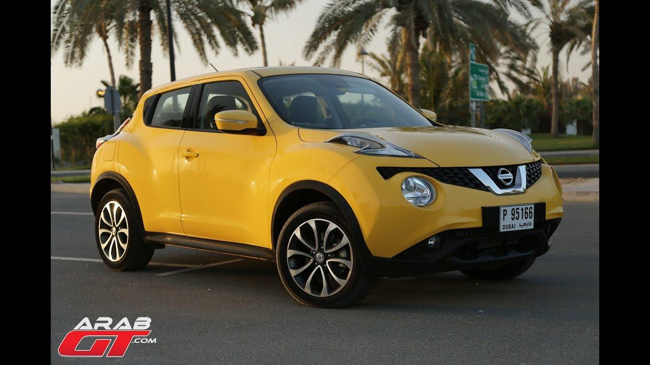 Juke Nissan 2016 >> Nissan Juke 2015 نيسان جوك - YouTube