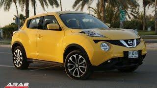 تجربة قيادة نيسان جوك السيارة الشبابية الصغيرة مع عرب جي-تي
