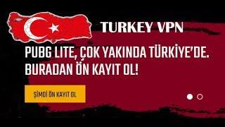 Pubg Lite PC Turkey VPNs