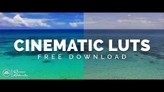 10 Cinematic LUTs Pack FREE Download || Best LUT Preset (2019)
