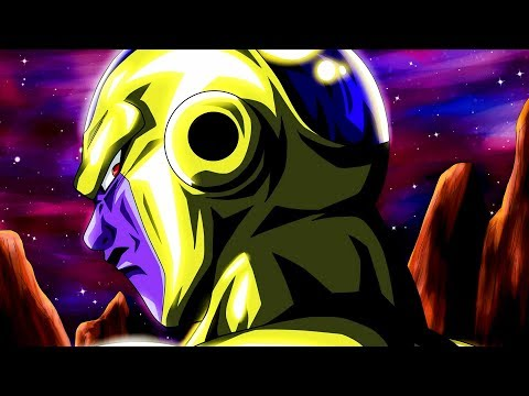 Friezas Final Moments In The Tournament Of Power (Dragon Ball Super)