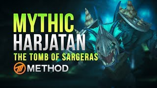 Method VS Harjatan - Tomb of Sargeras Mythic