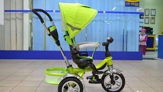 Детский трехколесный велосипед(Трехколесные велосипеды с вращающимся на 360 градусов сиденьем. MotyaBegemot.ru., 2016-01-30T14:48:32.000Z)
