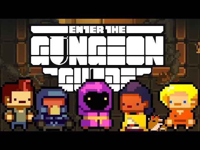Enter the Gungeon (видео)
