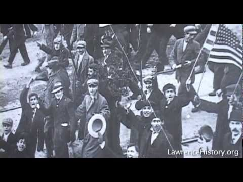 Bread & Roses Strike Centennial Exhibit Highlights (Directed by Lorre Fritchy)