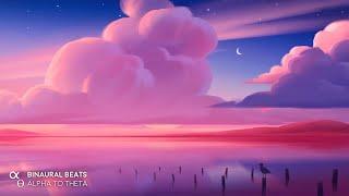 SUPER RELAXING [ Sleep Music ] Beat Insomnia, Anxiety, Stress | Binaural Beats