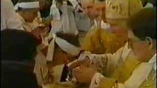 Traditional Catholic bishops consecrated at Ecône in 1988