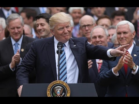 🔴WATCH: President Trump Signs Tariff Order