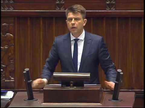 Ryszard Petru o wotum nieufności 07.04.2017