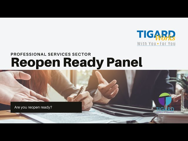 Reopen Ready: Professional Services