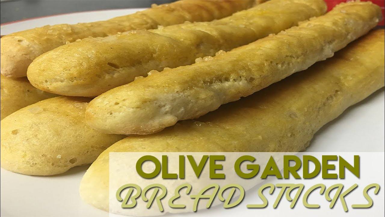 How To Make Olive Garden Breadsticks Youtube