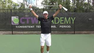The Effortless One-Handed Backhand