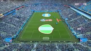 ملخص مباراة الأرجنتين 2–1 نيجيريا (كأس العالم 2018)  تعليق حفيظ دراجي
