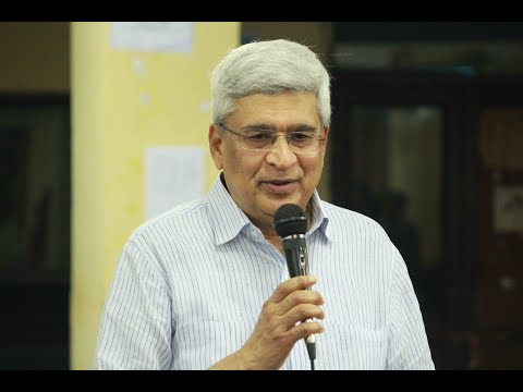 Prakash Karat speaks in JNU on RSS violence in Kerala
