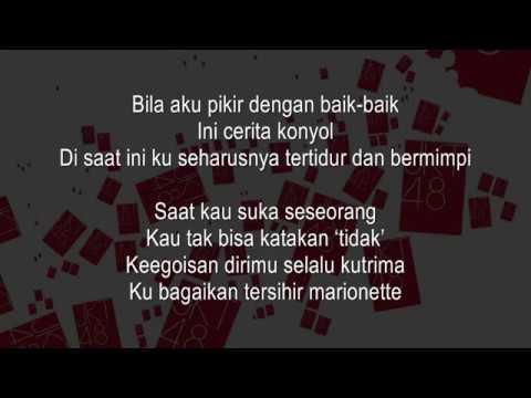 JKT48 - Pajama Drive KARAOKE (Male Version)