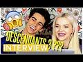 Descendants 3 ?? - Jay, Evie, Carlos & Mal exclusive interview part 2 (2017)