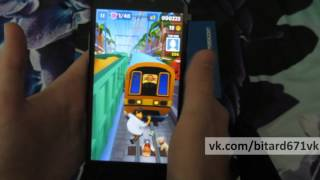 DooGee X6 Pro - GAMING: Subway Surfers