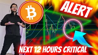 CRITICAL BITCOIN ALERT - IS BITCOIN INITIATING A 2ND MEGA DUMP?! OR A FAKEOUT??