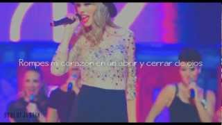 The Last Time - Taylor Swift (ft Gary Lightbody) - Traducida al español