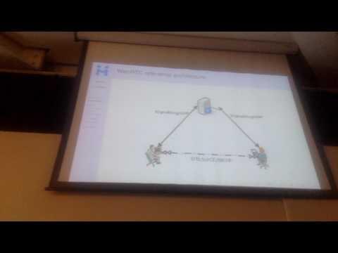 "Janus: un server WebRTC open source e ""general purpose"" - Lorenzo Miniero"