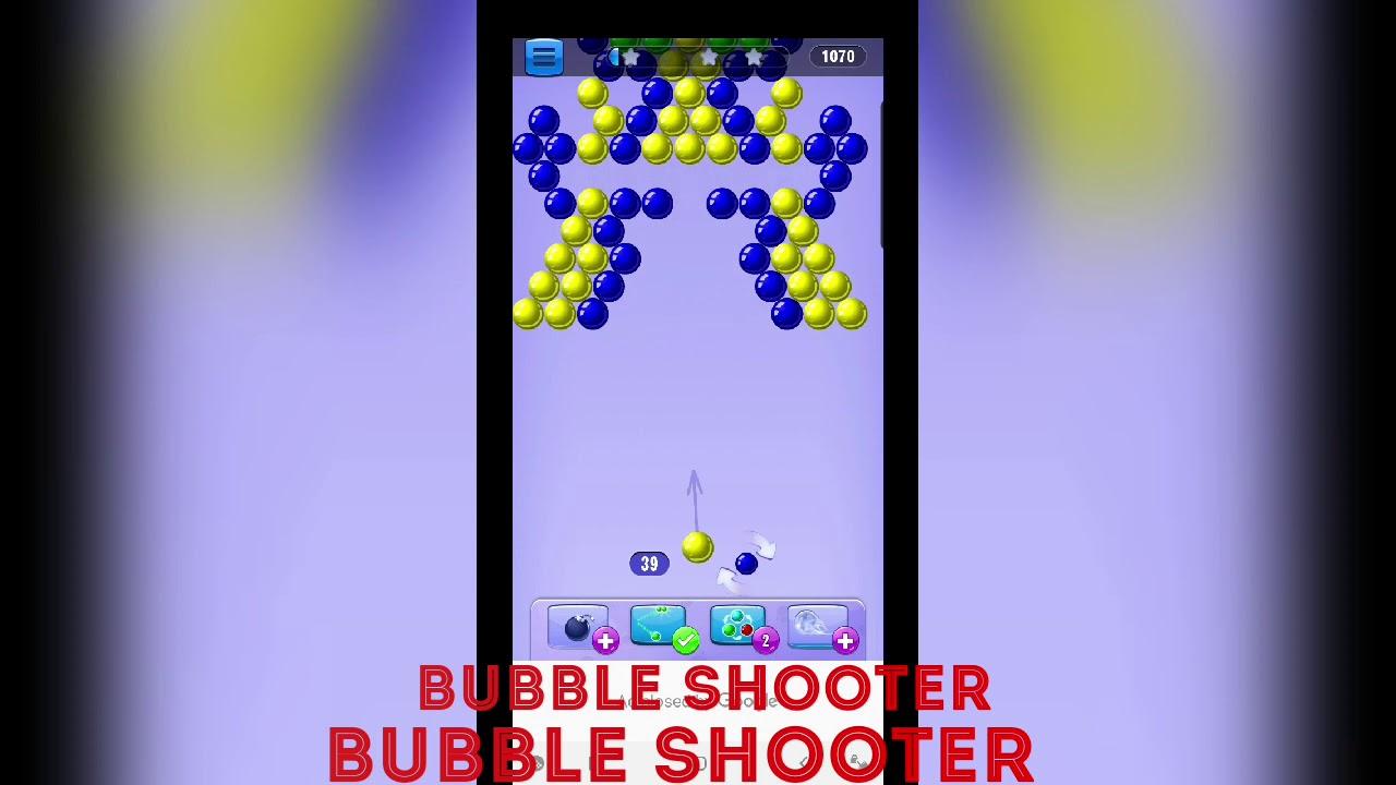 Bubble Shooter 4potato Games