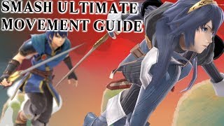All Basic Movement Options Guide in Smash Ultimate (Short Hops, Dash Dancing, Wavedashing and More)