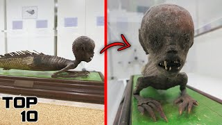 Top 10 Creepiest Things Found In Museums - Part 2