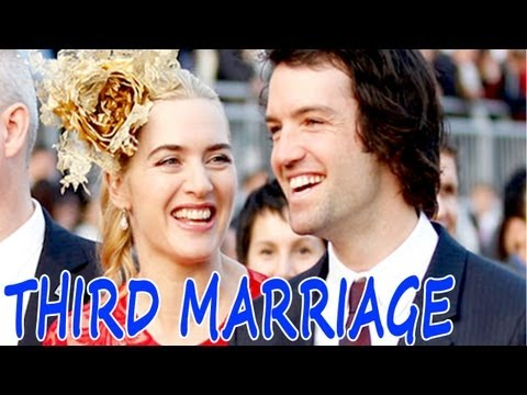 Kate Winslet gets MARRIED & Leo DiCaprio Gives Her Away