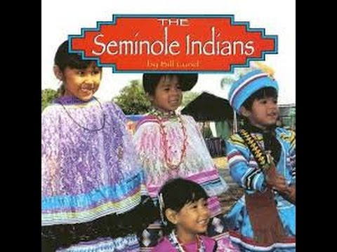 Four Corners Of Earth... Seminole Indians! Folkstream!