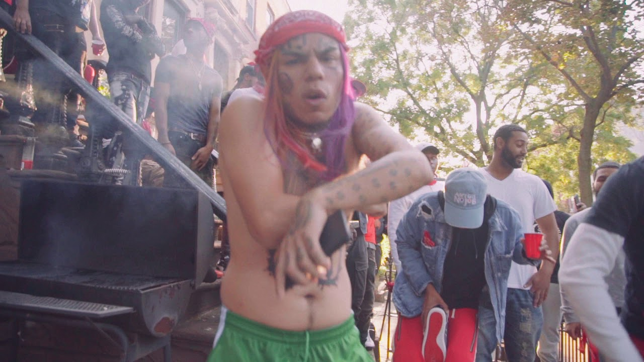 Tekashi 6ix9ine Presents His Facts On Why He's Not a Snitch !?  [VIDEO]