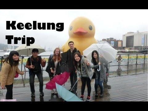 基隆市 (Keelung) Trip to Visit the Taiwan Duck