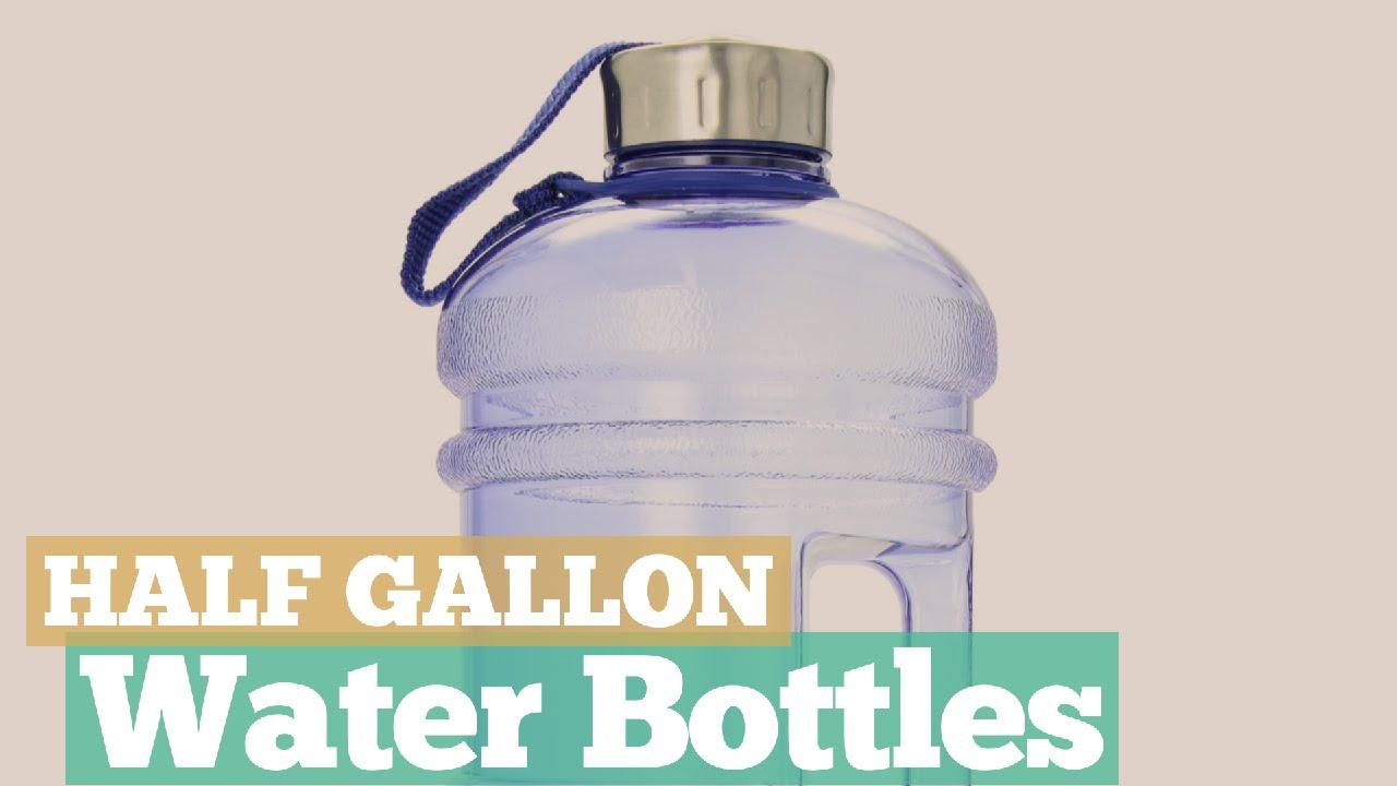 Half Gallon Water Bottles 12 Half Gallon Water Bottles Youve Got