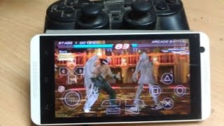 How To Download Tekken 6 For Android [PPSSPP]