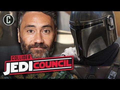 The Mandalorian Will Feel Like the Original Trilogy According to Taika Waititi - Jedi Council