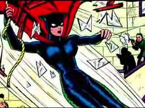 Before Wonder Woman, there was Miss Fury and the female artist who created her
