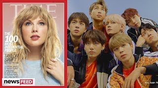 Taylor Swift, BTS, Ariana Grande & MORE Top 2019 Time 100 List