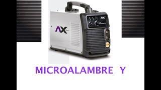 Video INVERSOR DE MICROALAMBRE AXT-EM 180PV download MP3, 3GP, MP4, WEBM, AVI, FLV Juli 2018