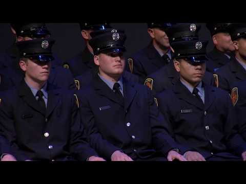 City of Raleigh Fire Department 42nd Recruit Academy Graduation