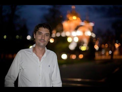 MI VIDA EN RUSIA-Manuel Regalado, en Krasnodar