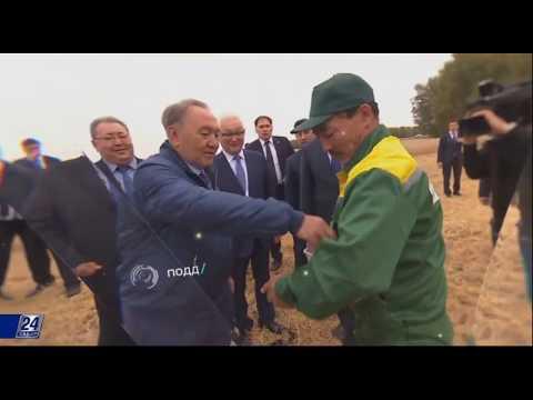 Индексное страхование посевов в Казахстане