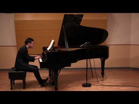 安倍 美穂:こどものためのピアノ曲集「なにしてあそぶ?」 組曲「勇者の物語」より 試練  pf. 中田 雄一朗:Yuichiro Nakada