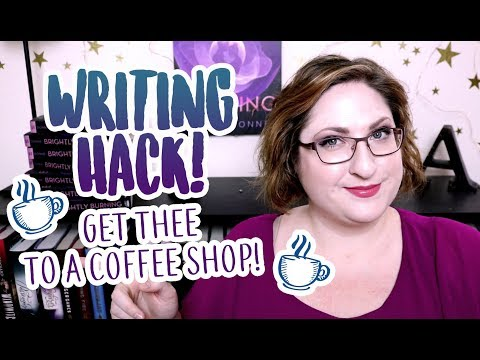 Writing Hack: Break Out Of Your Writing Rut
